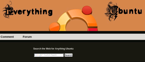 Great start to building a truly customised Ubuntu search